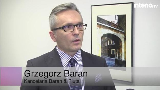 Grzegorz Baran dla Interia.Biznes.pl