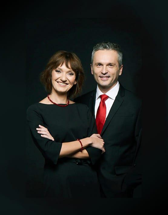 Założyciele Kancelarii Prawnej Baran & Pluta w Warszawie